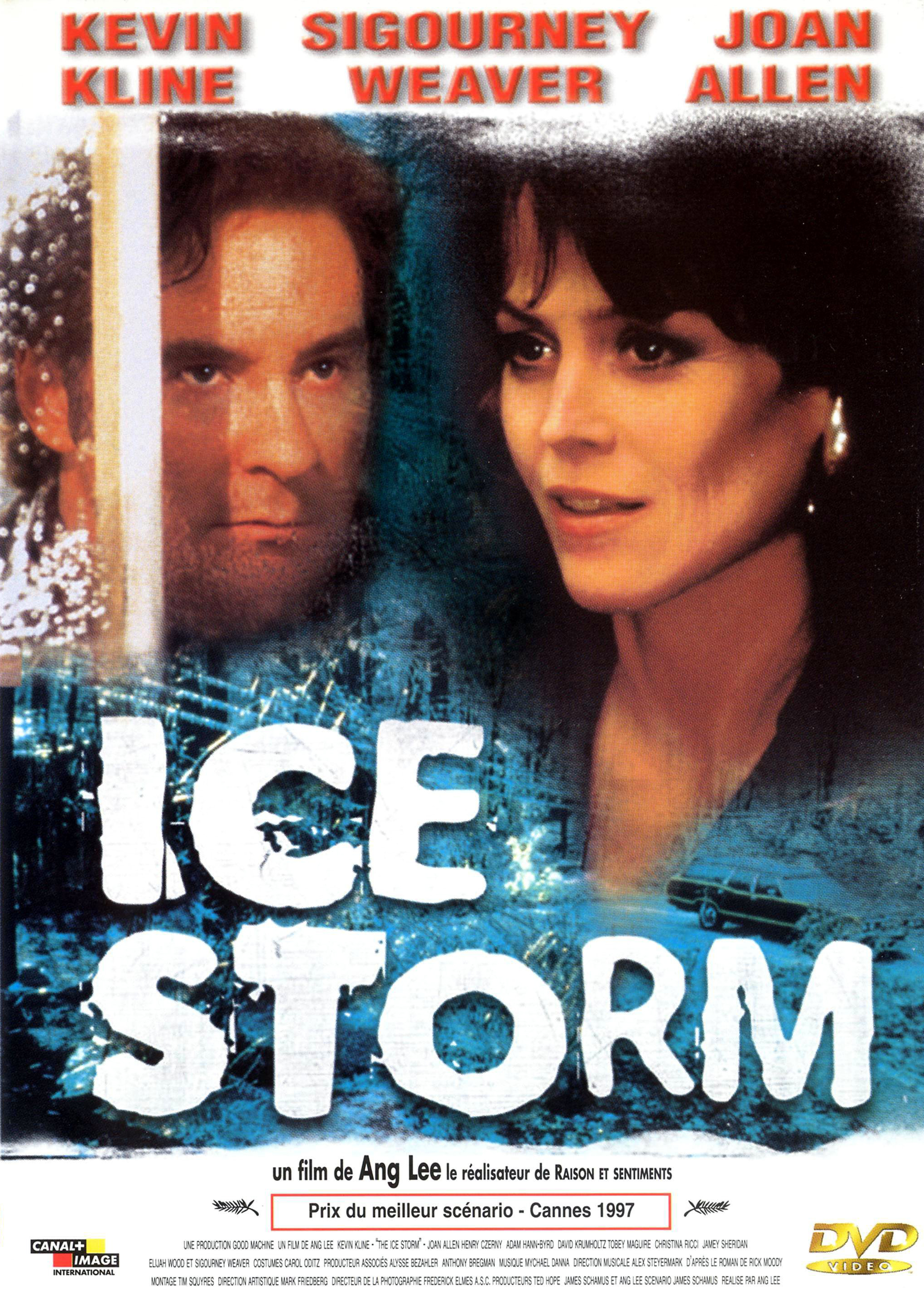 an examination of the film ice storm Quite what an ang lee film might be, however, is not easy to sum up  shape of  sense and sensibility, followed by the ice storm, a story of suburban alienation   having failed his college entrance exams at home in taipei,.